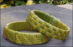 flax wristband