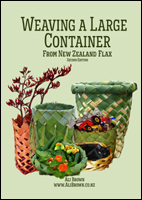 Photo of woven large container book