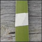 weaving a flax fantail step 2
