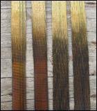 weaving a flax fantail step 40